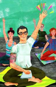 Prima di meditare con Yoga