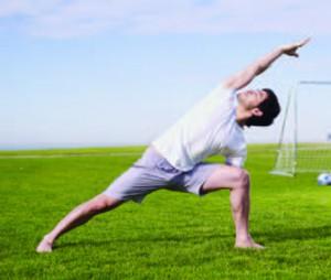 Un calcio al dolore yoga journal for Dolore addome sinistro alto
