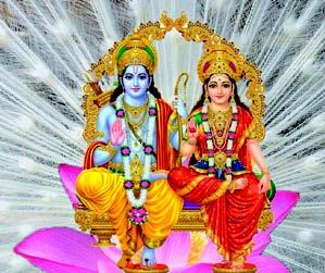 dee dell'amore_Sita e Rama