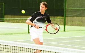 tennis rovescio