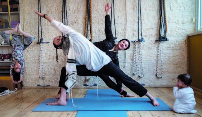 Yoga Kosher 2