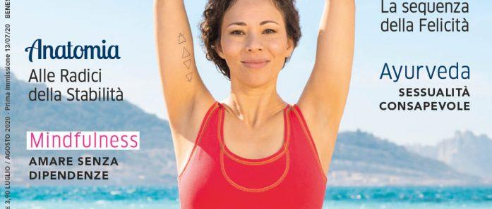Yoga Journal Luglio Agosto 2020