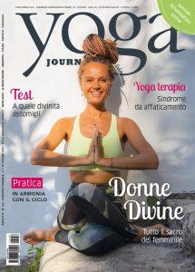 Yoga Journal Giugno 2021
