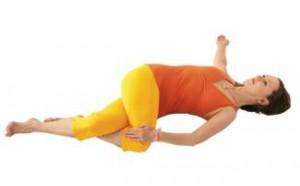 che forza mamma  yoga journal