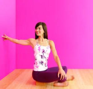 più sprint alle torsioni  yoga journal